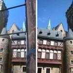 Schloss Wernigerode: Baustelle von Bismarcks Vize