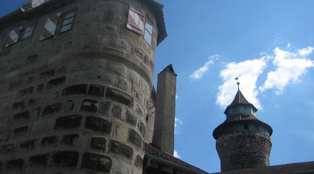 Die Nürnberger Burg