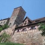 In der Kaiserburg Nürnberg: Keine Bilder, bitte!
