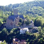 Nachts auf Schloss Kransberg