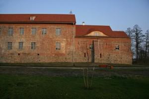 Westseite von Burg Storkow nach der Sanierung / Foto: Wikipedia / Batke2 / gemeinfrei