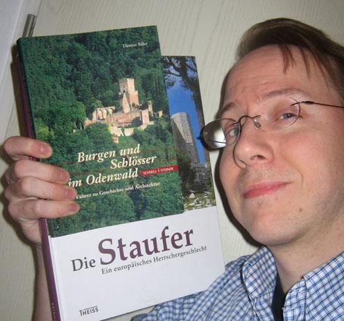 lesefutter Buecher ueber Burgen