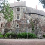 Runde Sache: Burg Roßlau