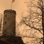 Die Sparrenburg: Bielefelds Wahrzeichen in Sepia