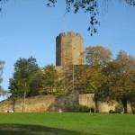 Burg Steinsberg: Besiegte Bauern mussten büßen