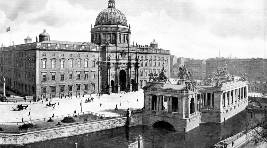 Berlin Stadtschloss 1900