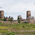 Burg Thurant, die Doppel-Veste der Erzbischöfe