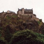 Klopfende Geister unter Edinburgh Castle
