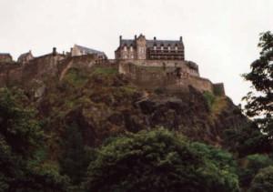 Schloss Edinburgh / Foto: Burgerbe.de