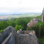 """Mary Shelley, Frankenstein und der """"explodierte"""" Burgturm"""