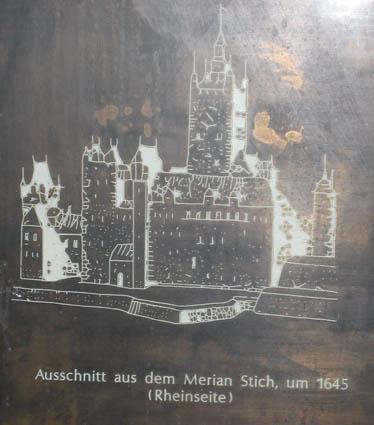 Die frühere Pracht der Kaiserpfalz Kaiserswerth
