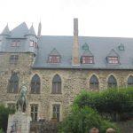 NRW und EU geben 870.000 Euro für Schloss Burg: Open-Air-Bühne geplant
