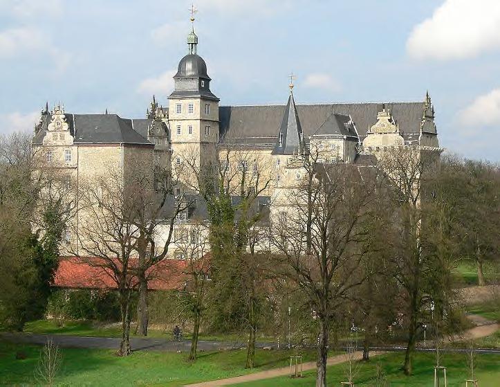 Schloss Wolfsburg gemeinfrei