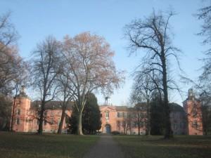 Schloss Kalkum: Der Park