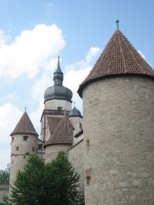 Festung Marienberg: Mächtige Türme über Würzburg