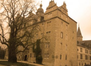 Schloss Wolfsburg (etwas bearbeitet)
