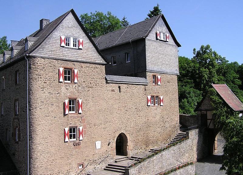 Burg Hessenstein / Foto: Wikipedia / Pimpernella / CC-BY-SA 3.0