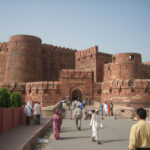 Indiens Rote Forts (1): Fort Agra – Das Taj Mahal im Blick