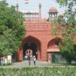 Delhi Fort – Heimat des gestohlenen Kohinoor