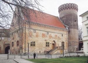 Palas und Juliusturm / Foro: Zitadelle Spandau – FB Kultur