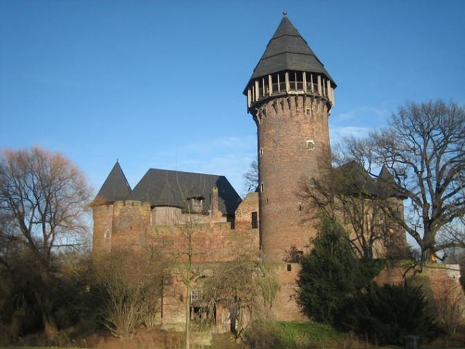 Burg Linn in Krefeld / Foto: Burgerbe.de