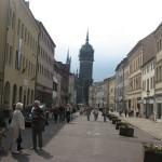 Schloss Wittenberg: Kanonen auf Luthers Kirchturm