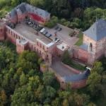 Burg Nideggen: Gefängnis zweier Erzbischöfe