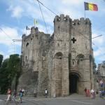 Der Gravensteen und die grausamen Grafen von Flandern