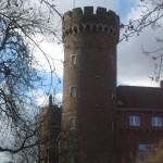 Landesburg Kempen: Nach dem Umbau kamen die Hessen