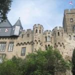 Burg Lahneck: Verdurstete eine junge Schottin auf dem Turm?