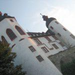 Zwingburg des Bischofs am Moselufer: Die Alte Burg in Koblenz