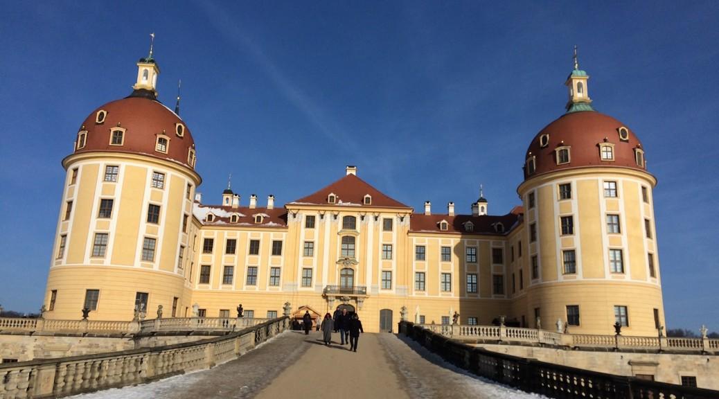 Die Moritzburg / Foto: Burgerbe.de