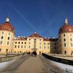 Der vergrabene Wettinerschatz von Schloss Moritzburg