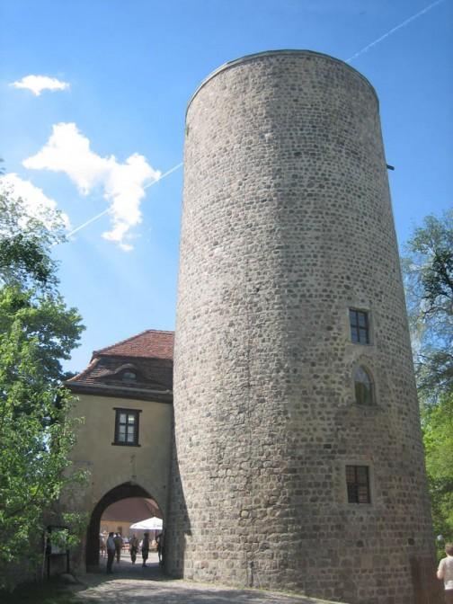 Der Turm von Burg Rabenstein / Fotos: Burgerbe.de