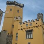 Schloss Stolzenfels: Preußens Flagge am Rhein
