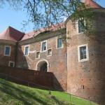 Burg Eisenhardt: Kanonentürme schützten Sachsens Grenze