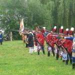 250. Jahrestag der Schlacht bei Krefeld: Pulverdampf-Spektakel an der Dorenburg
