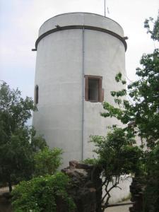 Die Veste Otzberg thront auf einem früheren Vulkankegel / Fotos: Burgerbe.de