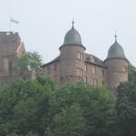 Ruine Burg Wertheim: Wo eine weiße Flagge den Krieg beendete