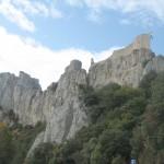 """Katharer-Burgen in den Pyrenäen: Die steinernen """"Söhne von Carcassonne"""""""