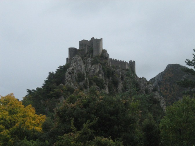 Burg Puilaurance