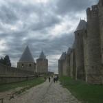 Burg Carcassonne: Man rechnete immer mit Verrat