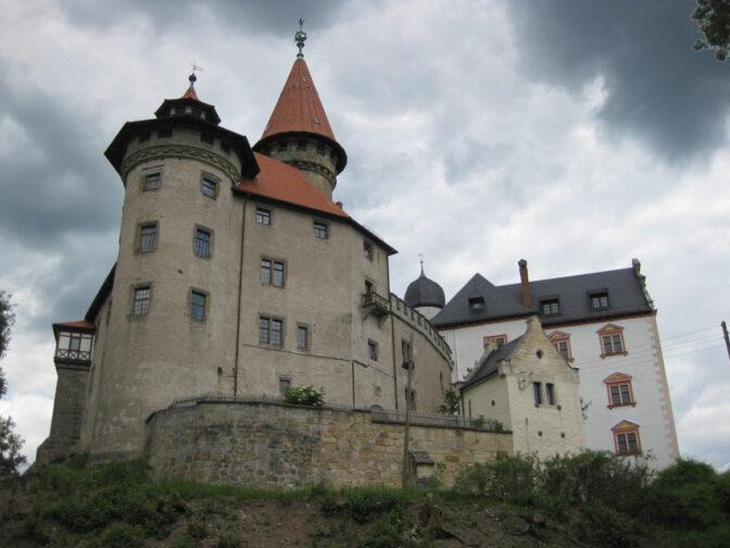 """Die Veste Heldburg wird zum """"Deutschen Burgenmuseum"""" / Foto: Burgerbe.de"""