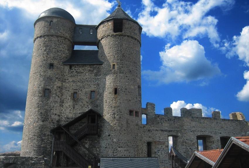 Burg greifenstein hessen