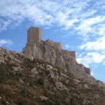 Chateau Quéribus: Letzte Zuflucht der Katharer in den Pyrenäen