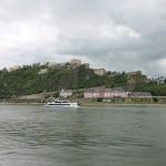 Festung Ehrenbreitstein: In Kanonenschussweite zum Deutschen Eck