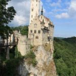 Tödlicher Wanderunfall bei Schloss Lichtenstein