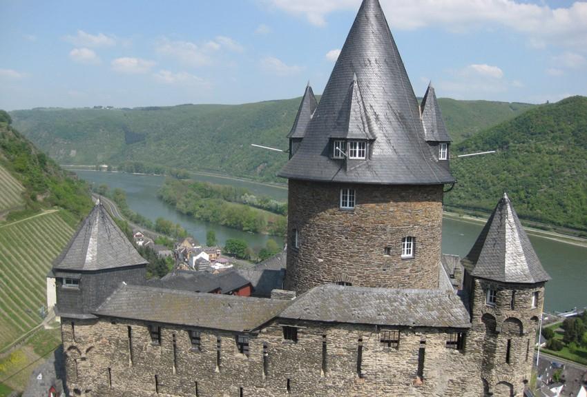 Burg Stahleck / Foto: Burgerbe.de