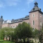 Schloss Neersen: Neubau dank Kriegsbeute