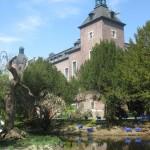 Schloss Neersen: Wieder Blauschafe beschädigt